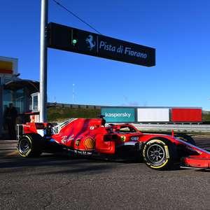 Recuperado da Covid-19, Leclerc volta ao volante da ...