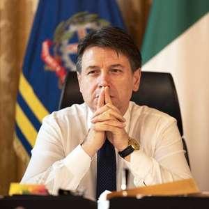 Giuseppe Conte diz que renunciou para 'salvação nacional'