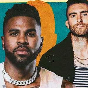 Jason Derulo se une a Adam Levine do Maroon 5 no single ...