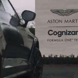 VÍDEO: Vettel visita sede da Aston Martin em Silverstone ...