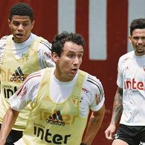 Gabriel Sara treina novamente e deve reforçar São Paulo ...