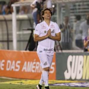 Últimas cinco decisões entre Santos e Palmeiras foram ...