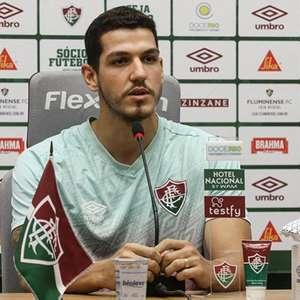 Nino sonha em jogar a Libertadores com o Fluminense e ...