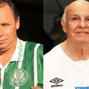 Ídolos de finalistas, Evair e Pepe conduzirão taça da ...