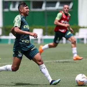 Libertadores: Palmeiras treina em SP e embarca ao Rio ...