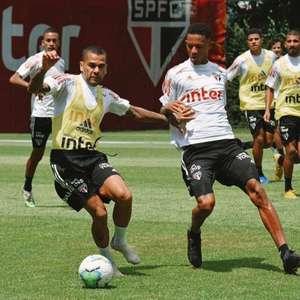 Em exame de precaução, elenco do São Paulo testa ...