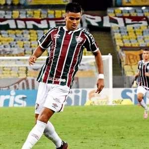 Fluminense renova com o volante Nascimento até o fim de 2023