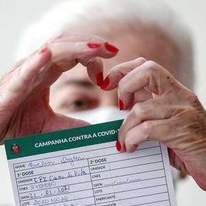 Brasil ultrapassa marca de 1 milhão de vacinados