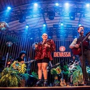 Nando Reis e Duda Beat lançam novo EP gravado em live