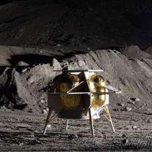 YouTuber contrata Astrobotic pra mandar fotos para a Lua!