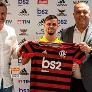 Flamengo avança com o Goiás em negociação de dívida por ...