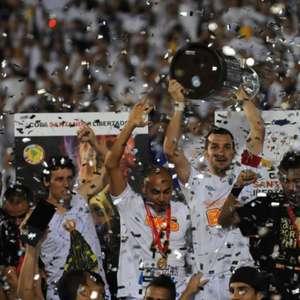 As coincidências das finais do Santos na Libertadores de ...