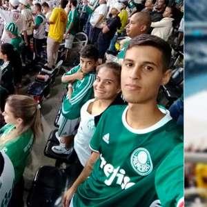 Torcedores de Palmeiras e Santos lamentam final da ...