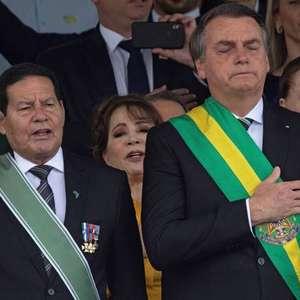 Mourão rechaça lockdown nacional: 'Não somos ditadura'