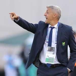 Crespo confirma procura de Santos, São Paulo e Chile