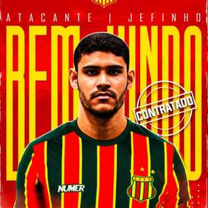 Sampaio Corrêa anuncia contratação do atacante Jefinho ...