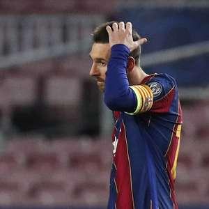"""Madureira relembra """"proposta"""" à Messi após novo vexame"""