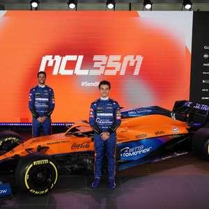 Conheça o McLaren MCL35M, novo carro de Ricciardo para 2021