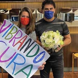 César Filho recebe alta após internação por covid-19