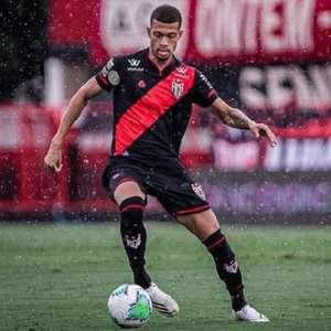 João Victor é o primeiro 'reforço' confirmado do Corinthians para 2021