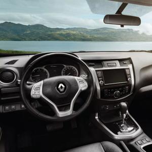 Picape Renault Alaskan estreia na Argentina; Brasil aguarda