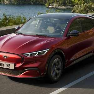 Ford venderá só carros elétricos na Europa a partir de 2030