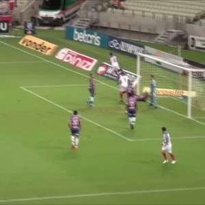 SÉRIE A: Gols de Fortaleza 0 x 4 Bahia
