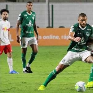 Goiás empata com o Bragantino, é rebaixado e garante o Santos na Libertadores