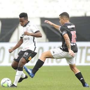 Corinthians e Vasco morrem abraçados em show de horrores
