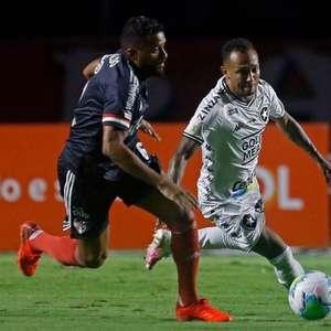 Botafogo x São Paulo: prováveis times, desfalques, onde ver e palpites