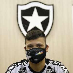 Franzino e rápido: conheça Ronald, primeiro reforço do Botafogo para 2021