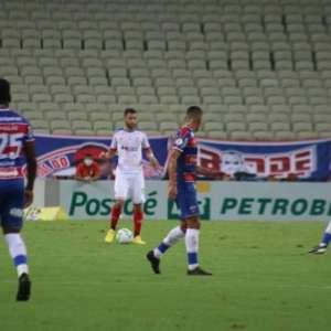 Bahia atropela o Fortaleza na Arena Castelão