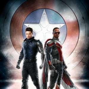 Falcão e o Soldado Invernal: Comercial destaca escudo do Capitão América