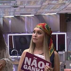 'BBB21': por que não se pode falar que Lumena está sendo racista contra Carla Diaz