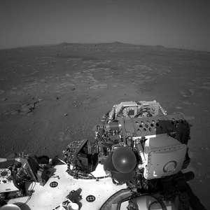 Nasa divulga primeiro áudio e vídeo do robô Perseverance em Marte