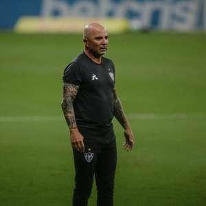Sampaoli confirma saída do Atlético-MG e vai para a França