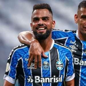 Maicon e Matheus Henrique ligam o sinal de preocupação no Grêmio