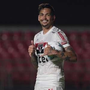 Se marcar contra o Botafogo, Luciano, do São Paulo, vira artilheiro isolado do Brasileirão