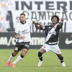 Atuação contra o Corinthians simboliza a limitação do Vasco e justifica o iminente rebaixamento