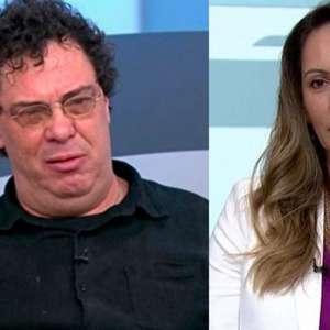 """Casagrande detona Ana Paula: """"Defensora de tudo que é ruim"""""""