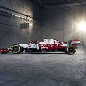 Com novo bico, Alfa Romeo mostra luta aerodinâmica para compensar motor Ferrari