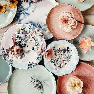 Pratos de Porcelana: +53 Ideias para Decorar sua Mesa de ...