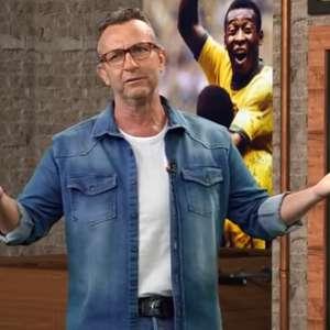 Neto detona Filipe Luís por 'pipocar' em expulsão de Rodinei: 'Por que não falou para o árbitro?'