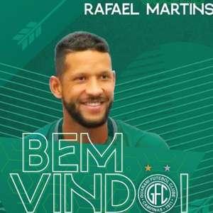 Rafael Martins prevê disputa pelo 'gol' do Guarani
