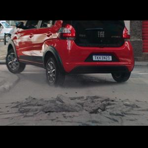 Fiat Mobi dispara nas vendas e já é o 4º carro mais vendido