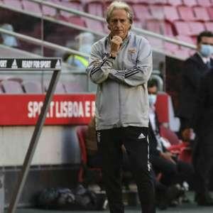 Presidente do Benfica quer saída de Jorge Jesus após tropeço
