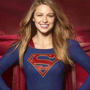 Melissa Benoist dá boas vindas à nova Supergirl