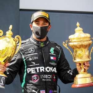Hamilton, Mercedes e Mir recebem indicações ao Prêmio ...