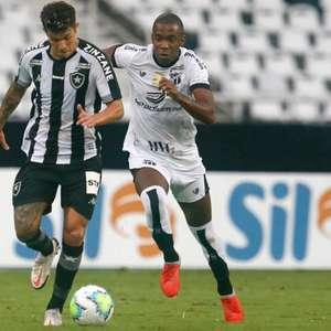 Ceará x Botafogo: prováveis times, onde assistir, desfalques e palpites