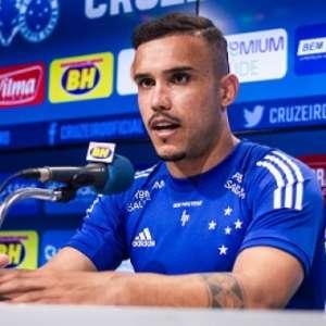 Pottker fala no objetivo de acesso, mas diz que não pode se esquecer do Campeonato Mineiro